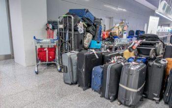 Que hacer con un equipaje dañado