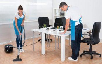Desinfectar su lugar de trabajo en casos de COVID-19