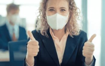 ¿Son las mascarillas útiles para detener la propagación de COVID-19?